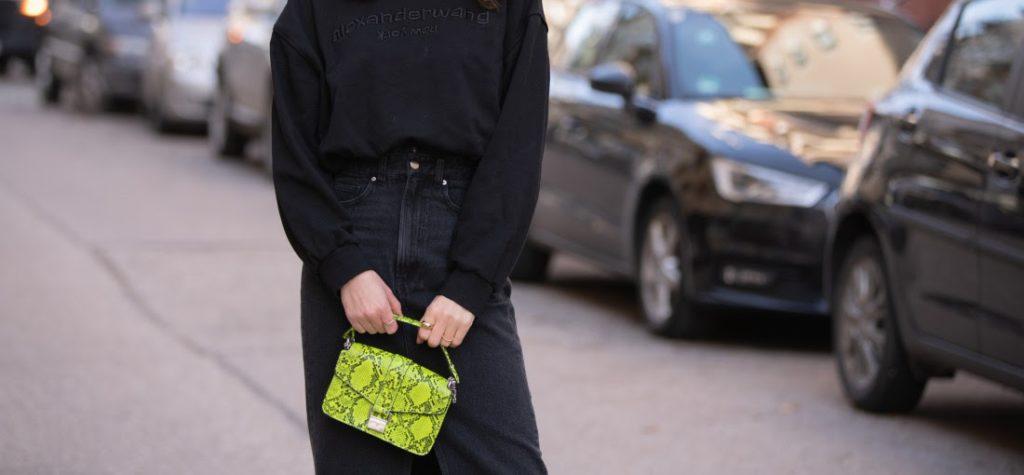 τσάντα baguette